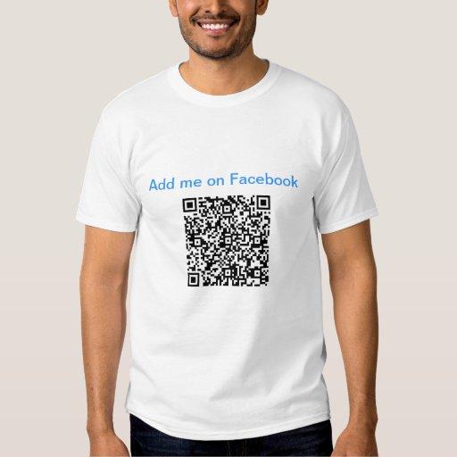 Amigo de Facebook Camisas