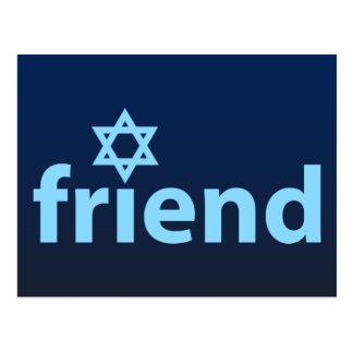 Amigo de Israel Postales