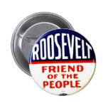 Amigo de la gente - botón
