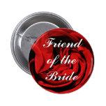 Amigo de la novia pins