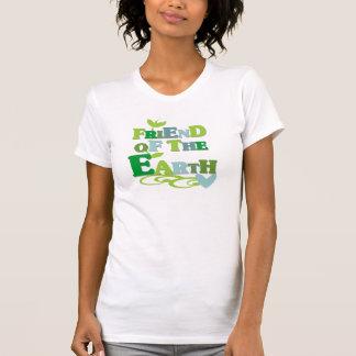 Amigo de la tierra camisetas