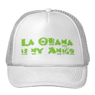 Amigo de Obama Gorro