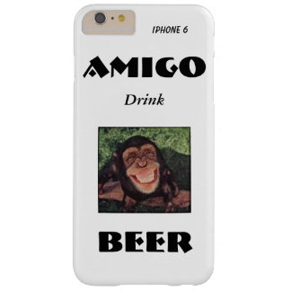 Amigo Drink Beer iphone 6 Plus Barely There iPhone 6 Plus Case