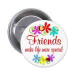 Amigo especial pin