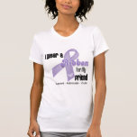 Amigo - general Cancer Ribbon Camiseta