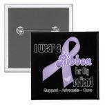 Amigo - general Cancer Ribbon Pin