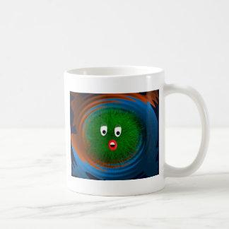 Amigo melenudo taza