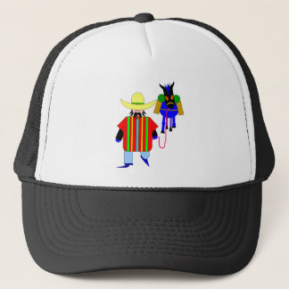Amigo Trucker Hat