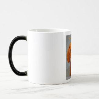 Amigo Unique Morphing Mug