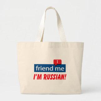¡Amigo yo, soy ruso! Bolsa De Mano