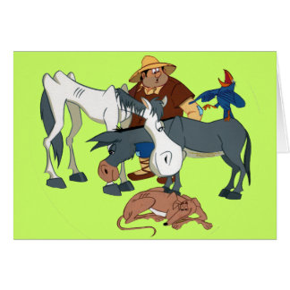 AMIGOS DE DON QUIJOTE - 400 Años - Cervantes Card
