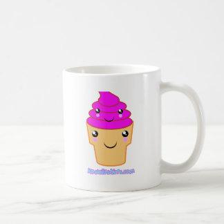 Amigos de Kawaii del helado y del cono Taza De Café