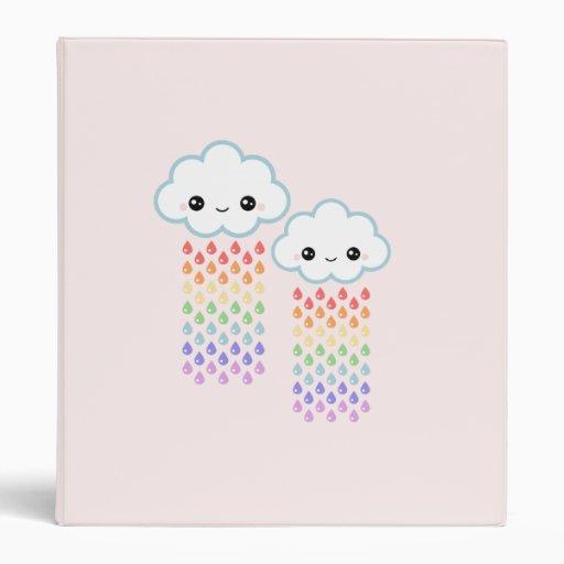 Amigos de la lluvia del arco iris