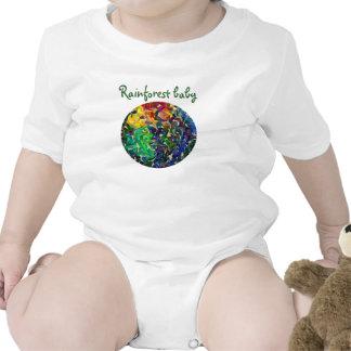 Amigos de la selva tropical camisetas