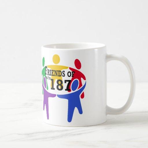 Amigos de la taza de PS/IS 187
