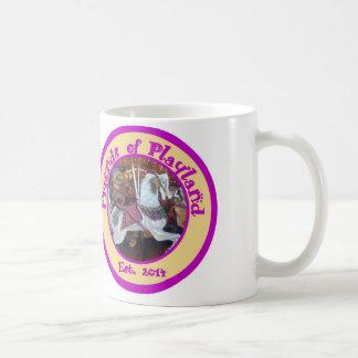 Amigos de la taza magnífica del carrusel de