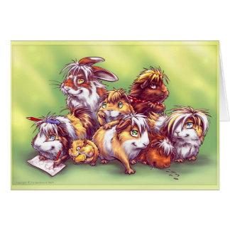 Amigos de la tienda de animales II Tarjeta