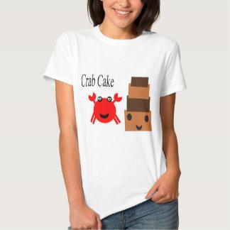 Amigos de la torta de cangrejo polera