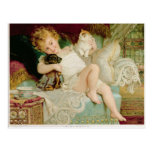 Amigos, de las peras Annual, 1903 Tarjetas Postales