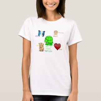 Amigos de Laura y por supuesto de la camiseta de