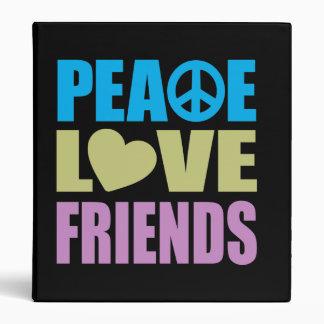 """Amigos del amor de la paz carpeta 1"""""""