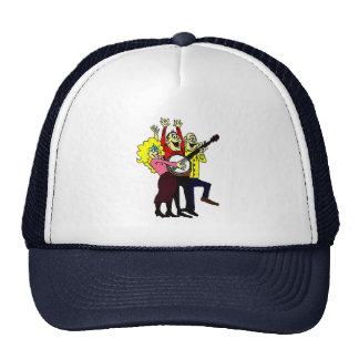 Amigos del banjo gorros
