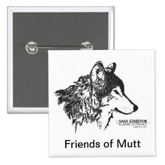 Amigos del botón del Mutt