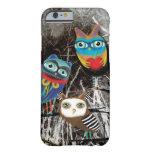 Amigos del búho de Owly de los búhos Funda De iPhone 6 Barely There
