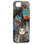 Amigos del búho de Owly de los búhos iPhone 5 Protectores