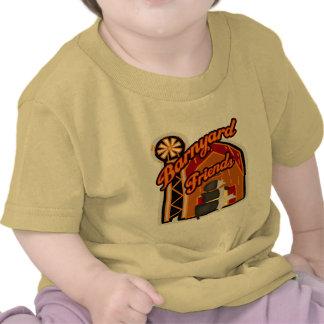 Amigos del corral camiseta