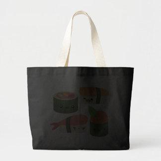 Amigos del sushi bolsas de mano