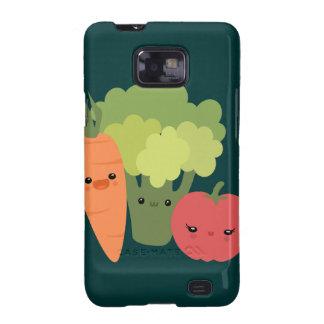 Amigos del Veggie Galaxy S2 Funda
