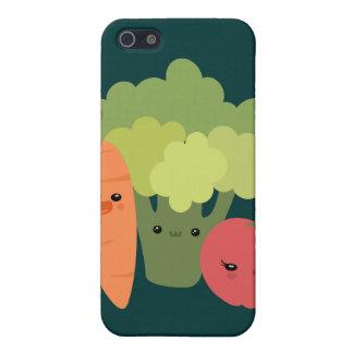 Amigos del Veggie iPhone 5 Carcasa