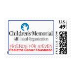 Amigos para el logotipo de Steven