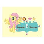 Amigos para siempre 2 postal