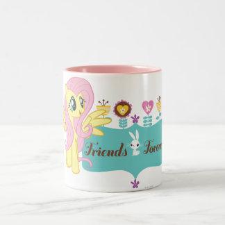 Amigos para siempre 2 taza