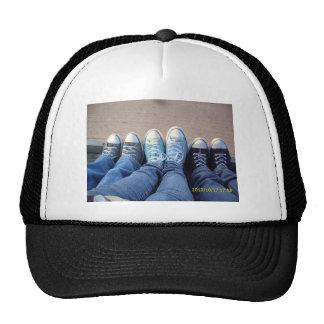 Amigos para siempre gorras de camionero