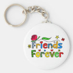 Amigos para siempre llaveros personalizados