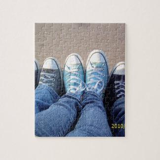 Amigos para siempre puzzle con fotos