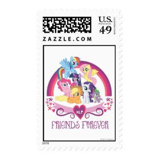 Amigos para siempre envio