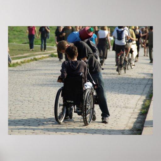 Amigos - parque de muro en Berlín Impresiones