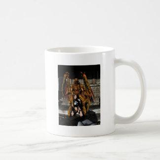 amigos profanos tazas de café