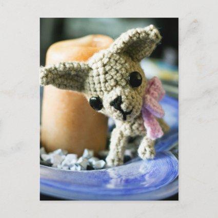 CROCHET AMIGURUMI CHIHUAHUA PATTERN Crochet Patterns Only