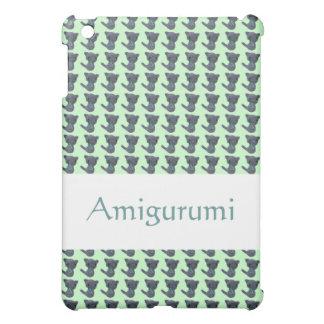 Amigurumi Kitten Pattern iPad case