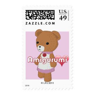 Amigurumi Love Postage
