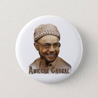 Amilcar Cabral Button