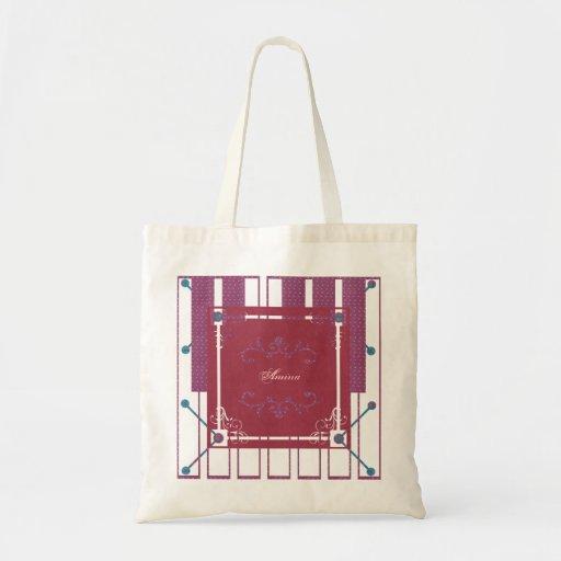 Amina Canvas Bag
