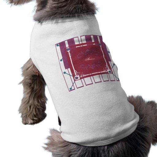 Amina Doggie Tshirt