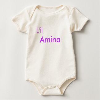 Amina Trajes De Bebé