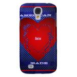 Amina Samsung Galaxy S4 Cases